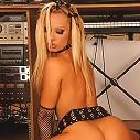 Big titted blonde pornstar in instrumental scenes