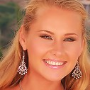 Katerina - Katerina - Sultry blonde finger fucks herself