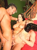 Carmella Bing double fucked hardcore