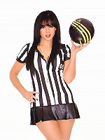Danni J naked referee